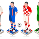 Soccer Group Vector - GraphicRiver Item for Sale