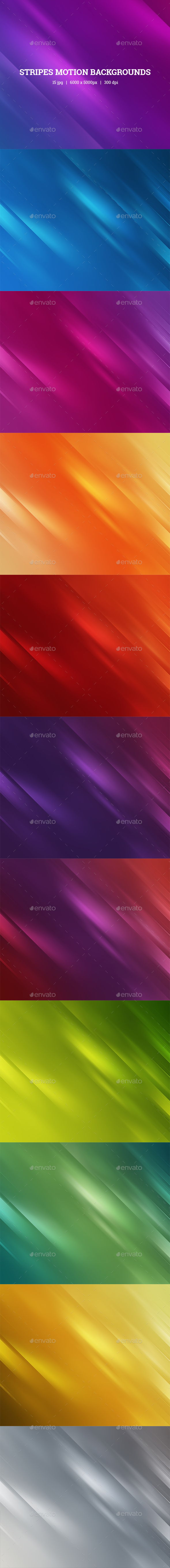 Stripes Motion Backgrounds - Backgrounds Graphics