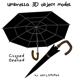 Umbrella 3D object model - 3DOcean Item for Sale
