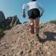 Trail Running in Mountains - VideoHive Item for Sale