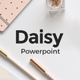 Daisy Powerpoint Template - GraphicRiver Item for Sale