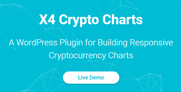 X4 Crypto Charts - WordPress Plugin - CodeCanyon Item for Sale