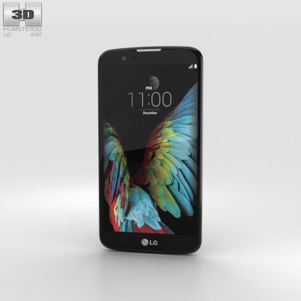 LG K10 Indigo
