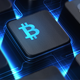 Bitcoin on Keyboard - VideoHive Item for Sale