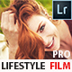25 Lifestyle Film Lightroom Presets - GraphicRiver Item for Sale