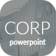 Corp - Minimal PowerPoint Template - GraphicRiver Item for Sale