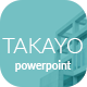 Takayo - Business PowerPoint Template - GraphicRiver Item for Sale