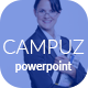Campuz - University PowerPoint Template