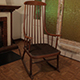 Rocking Chair Moving by Itself - VideoHive Item for Sale