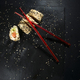 Sushi dish with chopsticks - PhotoDune Item for Sale