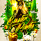 Easter Holiday Party Flyer - GraphicRiver Item for Sale