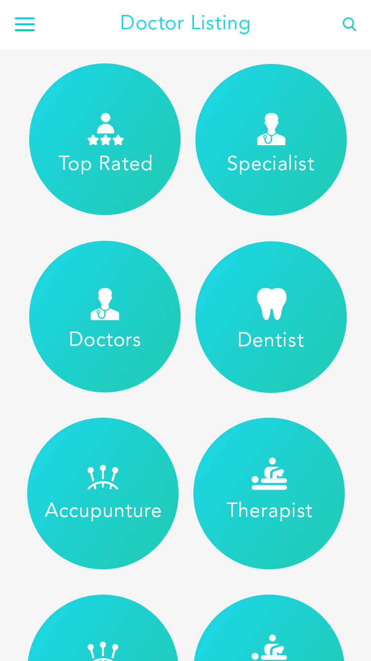 Doctor Listing Script With Android App and Web App