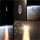 Meteor Crashes Into The Earth  - VideoHive Item for Sale