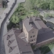 Aerial View of Castle-Museum Radomysl - the Museum of Ukrainian Home Icons - VideoHive Item for Sale