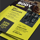 Flyer Fitness - GraphicRiver Item for Sale