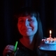 Happy Woman Celebrating Her Birthday. - VideoHive Item for Sale