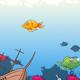 Ocean Fish 4K - VideoHive Item for Sale