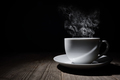 Hot cup of coffee or tea - PhotoDune Item for Sale