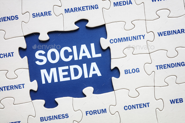 Social media - Stock Photo - Images