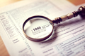 Income tax return form - PhotoDune Item for Sale