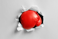 Boxing glove knockout punch - PhotoDune Item for Sale