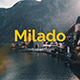 Milado Creative Design Keynote Template