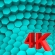 Hexagons Formed A Wave - VideoHive Item for Sale