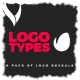 LogoTypes - Minimal Typography Logos - VideoHive Item for Sale