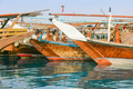 Abu Dhabi  Dhow Harbour - PhotoDune Item for Sale