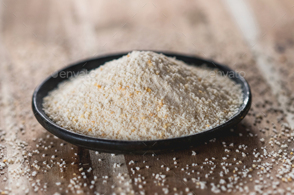 Bread crumbs - Stock Photo - Images