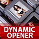 Dynamic Opener/Intro - VideoHive Item for Sale