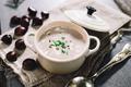 Autumn creamy chestnut soup - PhotoDune Item for Sale