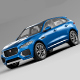Jaguar F-Pace - 3DOcean Item for Sale