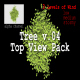 Tree v. 04 Top View Pack - VideoHive Item for Sale