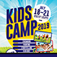 Kids Camp Flyer/Poster