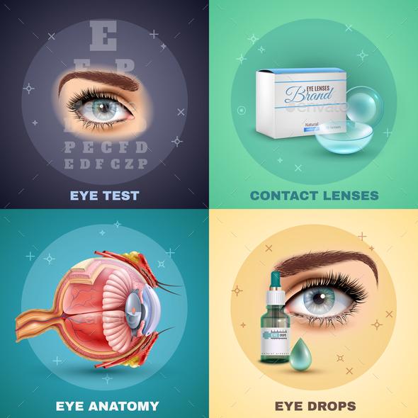 Vision Realistic Design Concept - Health/Medicine Conceptual