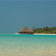 Resort Island with View of Turquoise Sea and Beach in Maldives - VideoHive Item for Sale