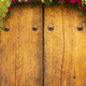 Flower Arrangement On Timber Background - PhotoDune Item for Sale