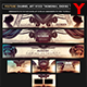 Audionic Oxygen Youtube Channel Art/Video Thumbnail and Ending Video Template - GraphicRiver Item for Sale