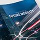 9.5x7 Sharp Multi-Page Brochure