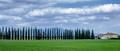 Summer landscape near Volterra, Tuscany - PhotoDune Item for Sale