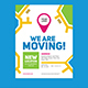We Are Moving Flyer - GraphicRiver Item for Sale