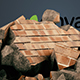 Destructing wall - VideoHive Item for Sale