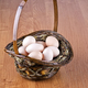 Eggs in a basket - PhotoDune Item for Sale