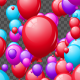 Balloons Transitions - VideoHive Item for Sale