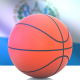 Basketball with Salvador Flag - VideoHive Item for Sale