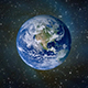 Earth in Space - VideoHive Item for Sale
