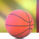 Basketball with Romania Flag - VideoHive Item for Sale