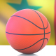 Basketball with Senegal Flag - VideoHive Item for Sale
