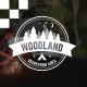 Mountains, Camping, Carpentry Badges - VideoHive Item for Sale